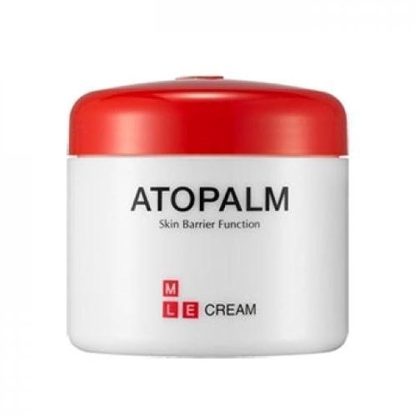 コードレス配列おなじみのATOPALM MLE Cream (160ml) (Korean original)