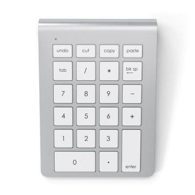 Satechi アルミニウム Bluetooth ワイヤレス テンキー TABキー (iMac Macbook PC, Windows Mac OSX 両対応)