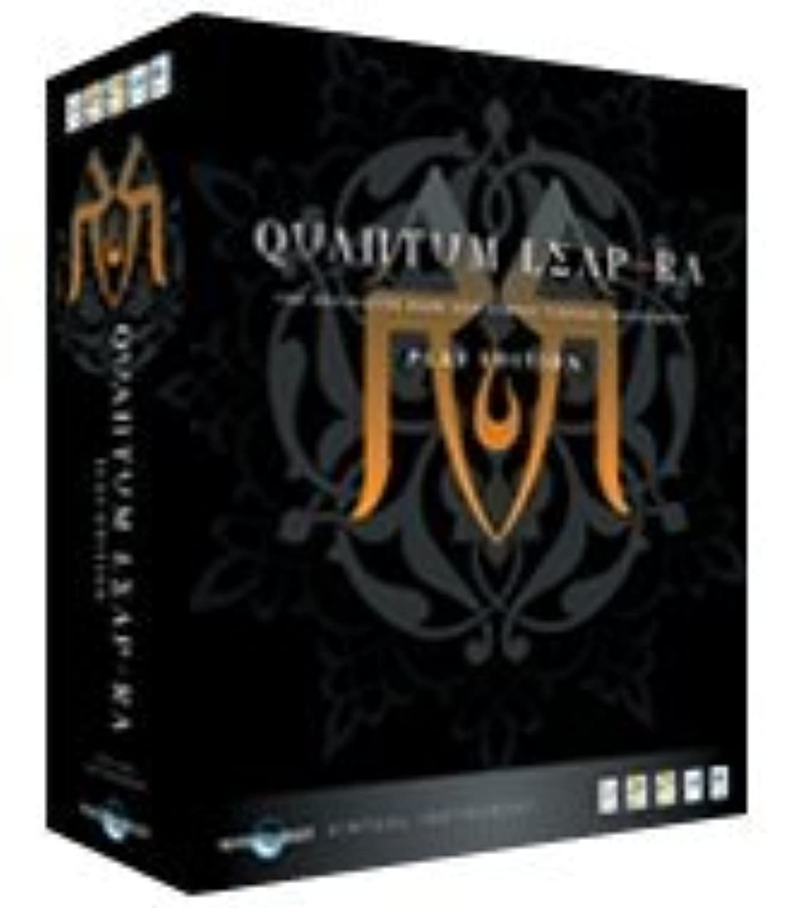 証明する消防士ハウジングEASTWEST Quantum Leap RA PLAY Edition