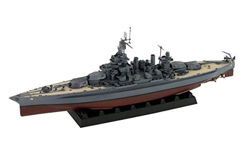 ピットロード 1/700 スカイウェーブシリーズ アメリカ海軍 コロラド級戦艦 BB-46 メリーランド 1945 プラモデル W199