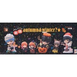 ぷちきゃらランドシリーズ 銀魂 autumn&winter?★ BOX 未開封1BOX(10個入り)