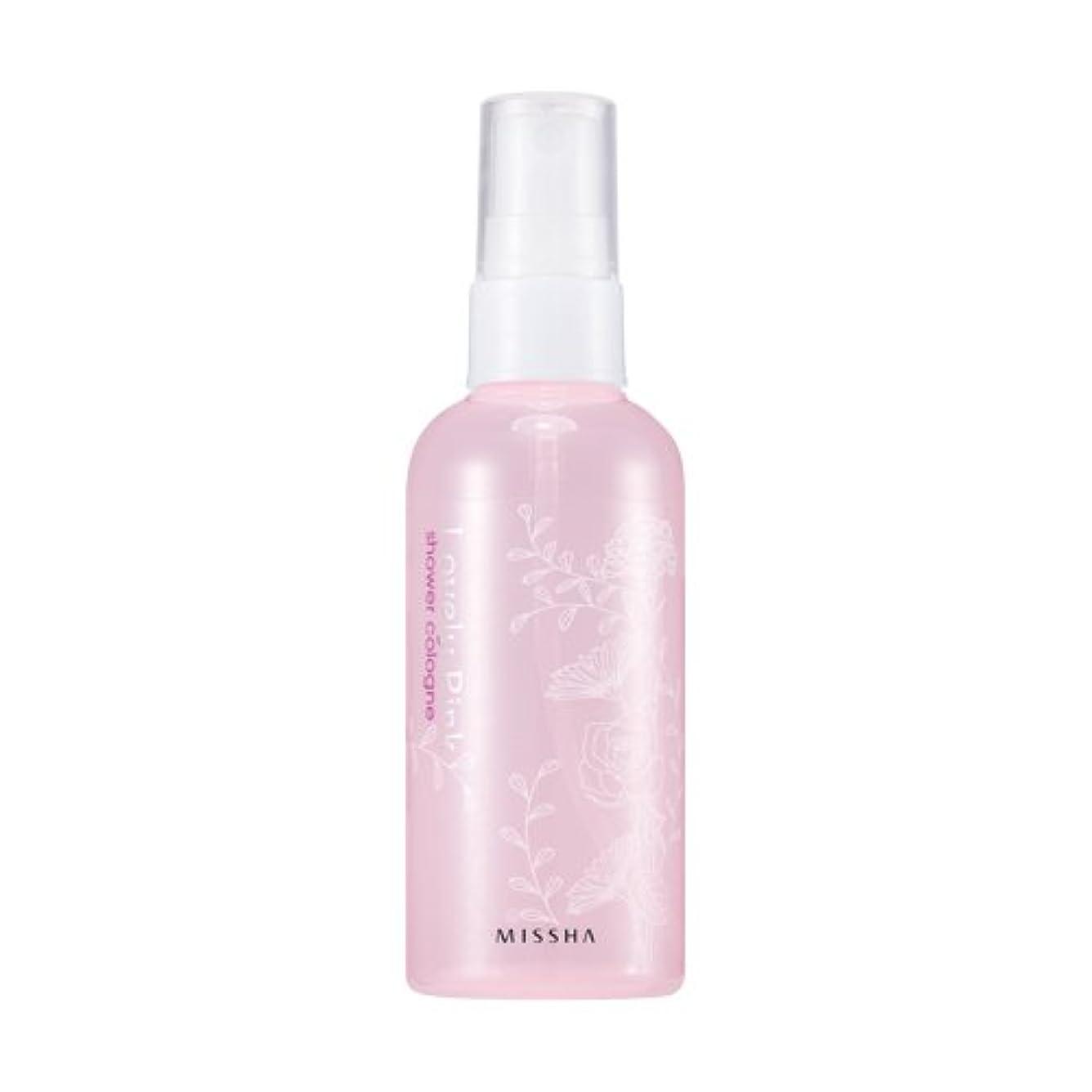 秀でる乗り出すセラフMISSHA Perfumed Shower Cologne Lovely pink 105ml / ミシャ パフュームドシャワーコロン ラブリーピンク 105ml [並行輸入品]