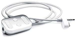 アップルコンピュータ iPod リモコン付きインナーイヤー型ヘッドフォン M9128G/A