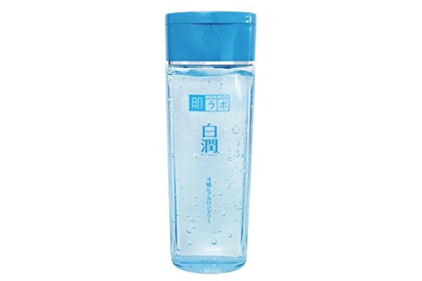 掘る予約リネン肌ラボ 白潤 冷感ヒアルロンゼリー 化粧水?乳液?美容液?収れん?パックの5役 4つの潤い成分配合 200mL