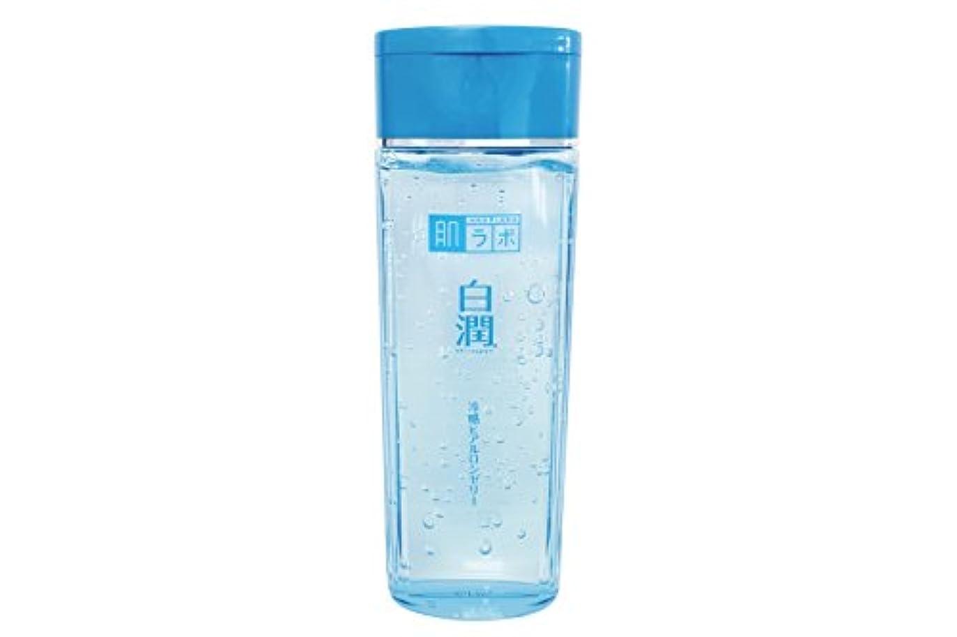 タッチ打倒確かな肌ラボ 白潤 冷感ヒアルロンゼリー 化粧水?乳液?美容液?収れん?パックの5役 4つの潤い成分配合 200mL