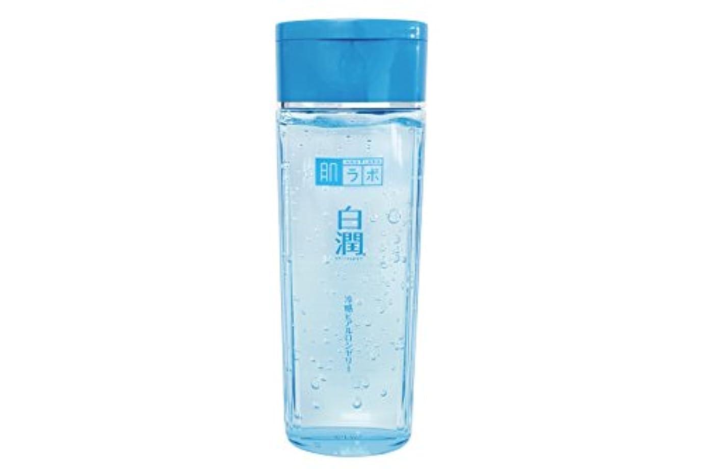 無人クリエイティブ奨励肌ラボ 白潤 冷感ヒアルロンゼリー 化粧水?乳液?美容液?収れん?パックの5役 4つの潤い成分配合 200mL