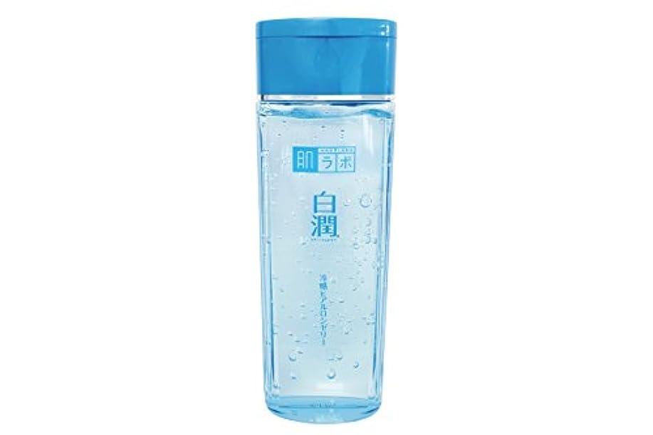 入学する騒々しいピンポイント肌ラボ 白潤 冷感ヒアルロンゼリー 化粧水?乳液?美容液?収れん?パックの5役 4つの潤い成分配合 200mL