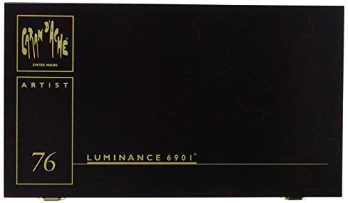 カランダッシュ ルミナンス色鉛筆 76色セット 木箱入