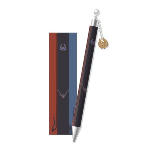 グランブルーファンタジー チャーム付きボールペン C.ジークフリート