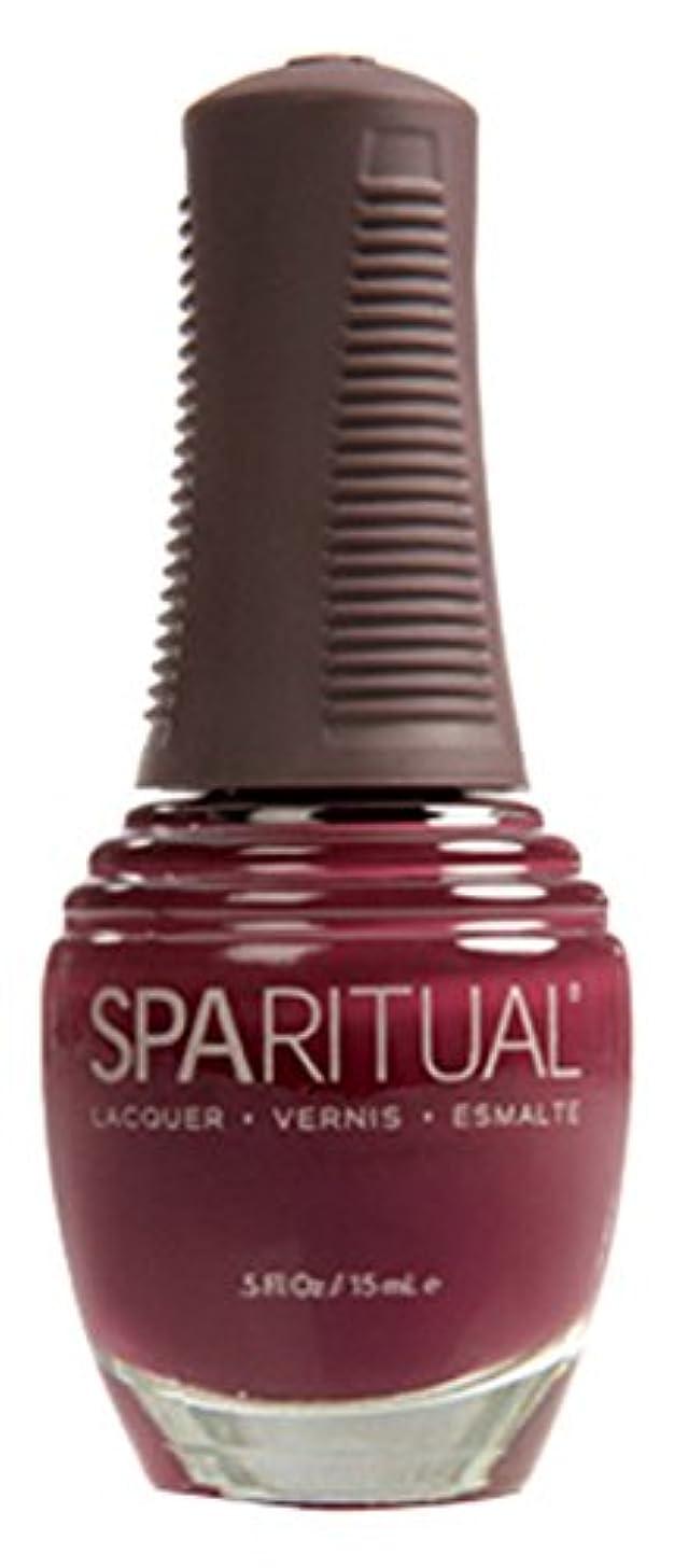 食料品店結晶帆SpaRitual スパリチュアル ネイルラッカー ザ ギビング ツリー15ml #80124