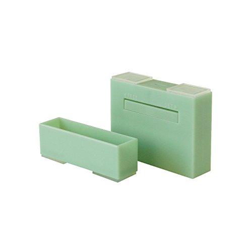RoomClip商品情報 - 平安伸銅工業 LABRICO  DIY収納パーツ 1×4アジャスター ヴィンテージグリーン DXV-21