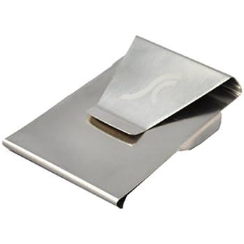 ・メンズ 財布 カード お札入れ カード入れ スリム 大容量 ダブルサイドマネークリップ