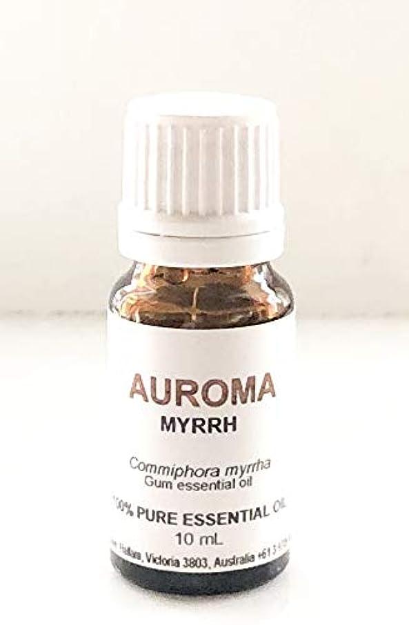 厄介なうなずく廃止AUROMA ミルラ 10ml