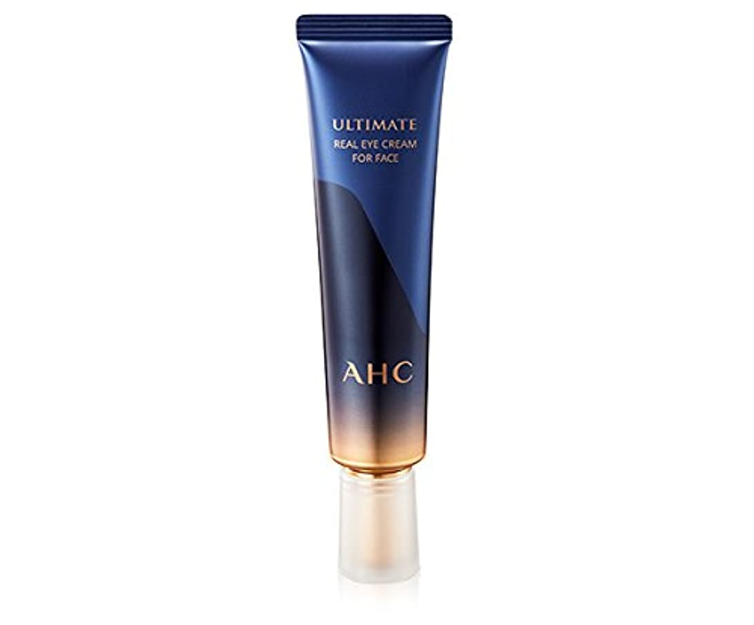 気絶させるむしゃむしゃ成熟[New] AHC Ultimate Real Eye Cream for Face 30ml/AHC アルティメット リアル アイクリーム フォー フェイス 30ml [並行輸入品]