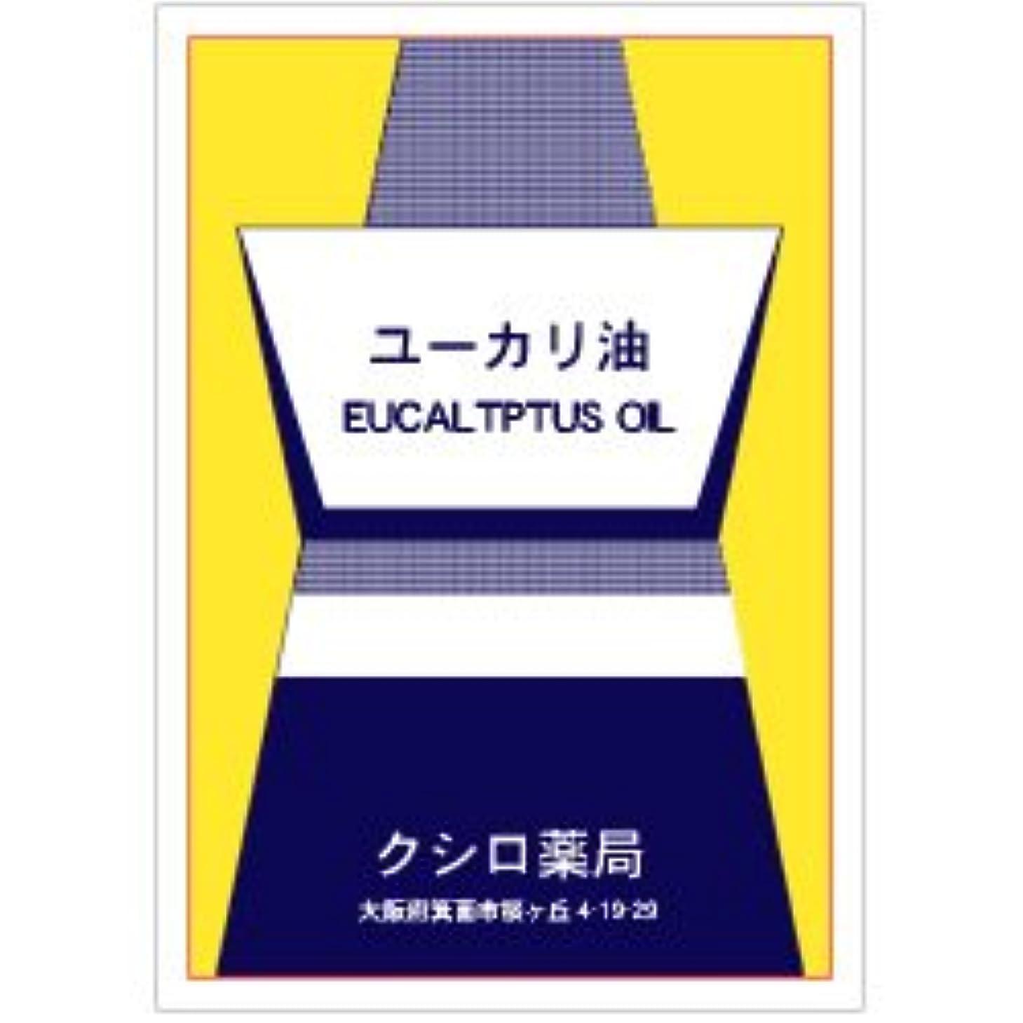 イチゴ自分を引き上げるフィクションユーカリ油 50mL [Eucalyptus Oil]