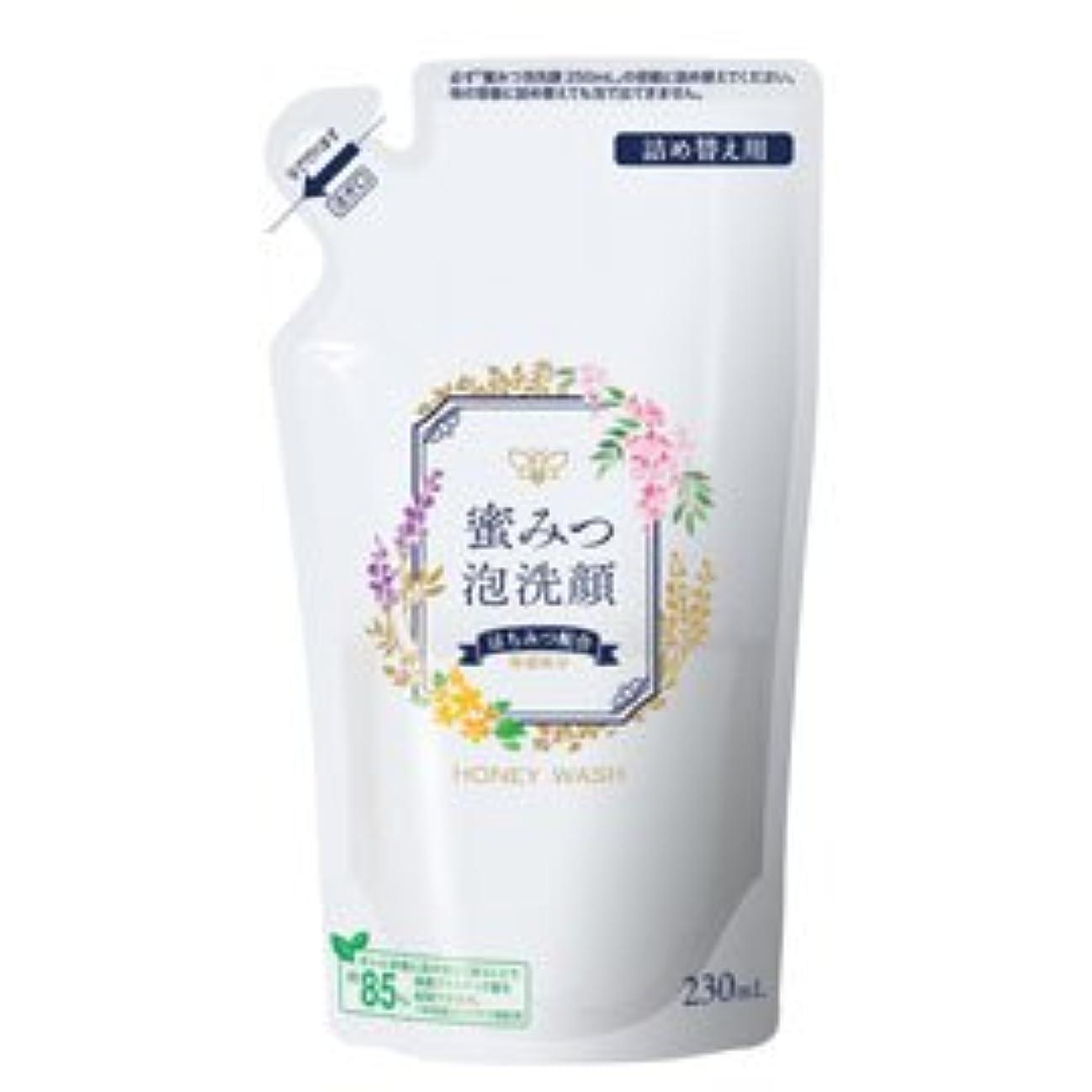 首謀者拾う機械的蜜みつ泡洗顔 230mL(詰替用)
