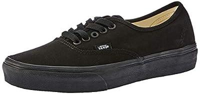 VANS Authentic Unisex, Black