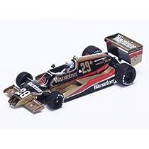 ☆ スパーク 1/43 アローズ A1 1979 F1 アルゼンチンGP #29 R.パトレーゼ