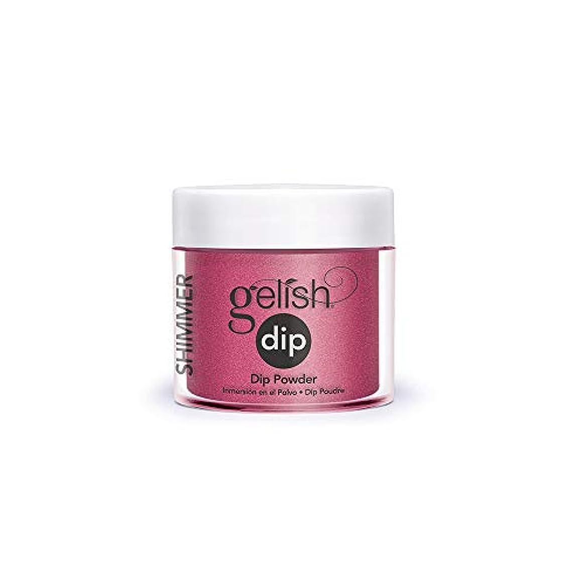 パフ差し迫ったしなやかHarmony Gelish - Acrylic Dip Powder - Best Dressed - 23g / 0.8oz