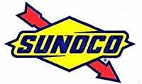 Sunoco Racing Decalステッカー18Inches Long