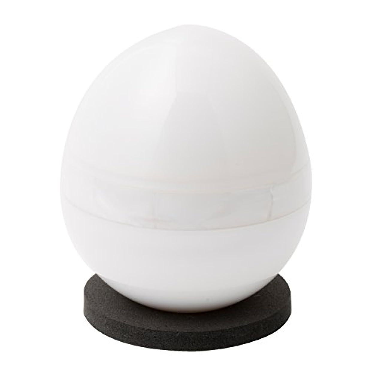 スポークスマン休日にワーム日本製正規品 ユビタマゴ マーブルホワイト