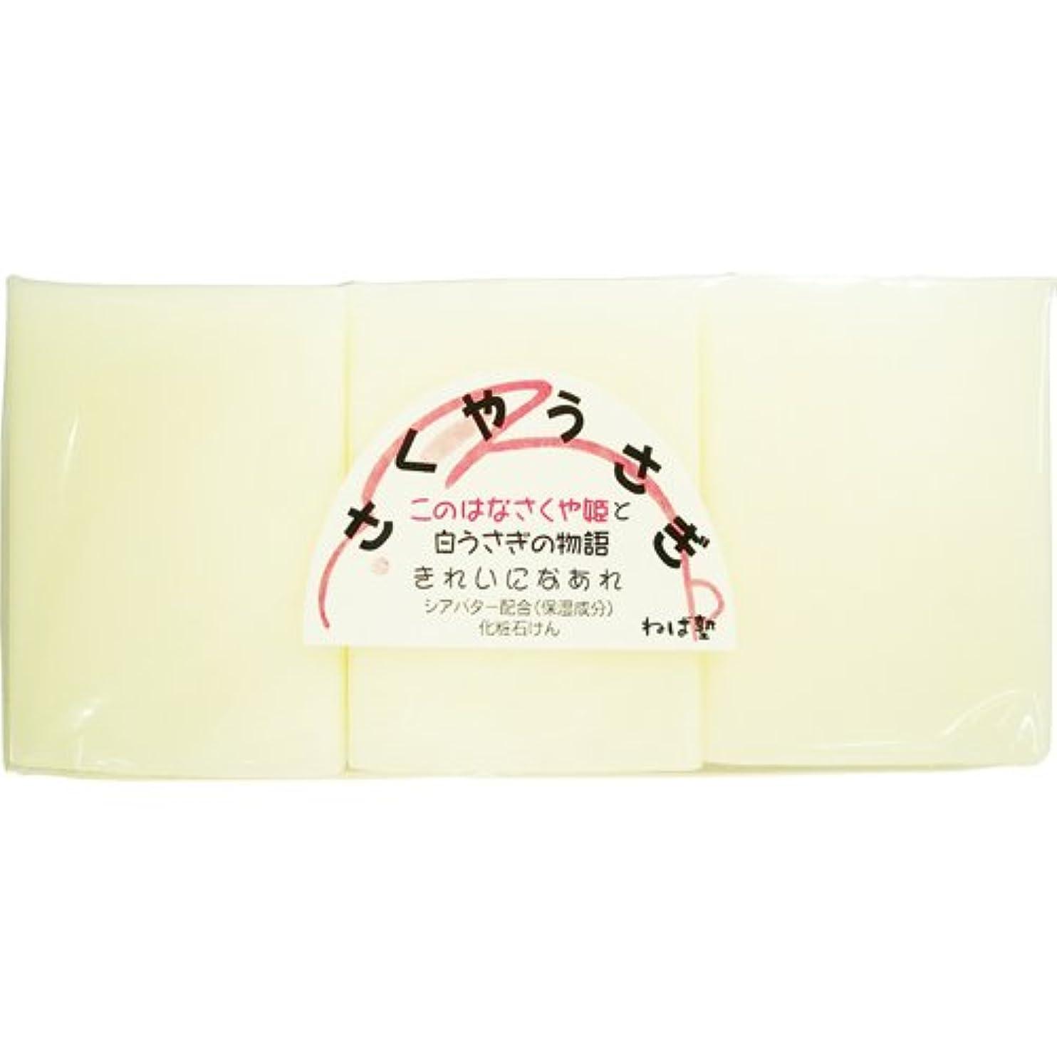 ねば塾 さくやうさぎ (117g×3個入)