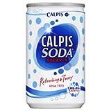 カルピスソーダ 160ml ×30缶