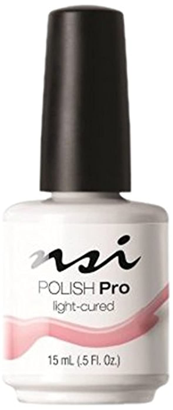 コウモリロータリープリーツNSI Polish Pro Gel Polish - My Sleeping Beauty - 0.5oz / 15ml
