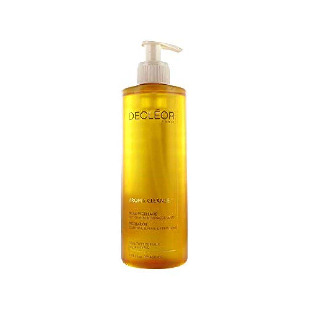 形引き渡す人類デクレオール Aroma Cleanse Micellar Oil (Salon Size) 400ml/13.5oz並行輸入品