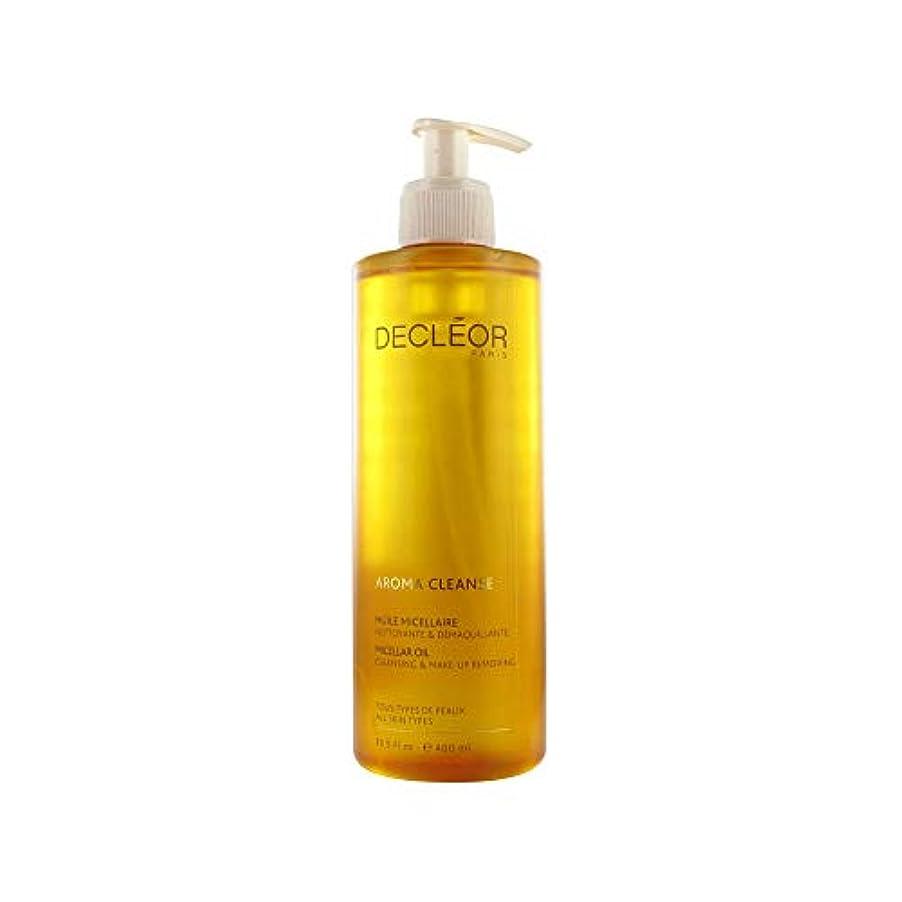 濃度おじさん凝視デクレオール Aroma Cleanse Micellar Oil (Salon Size) 400ml/13.5oz並行輸入品