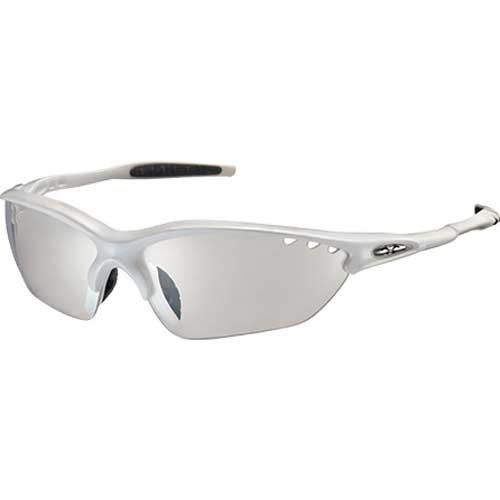 [해외]OGK KABUTO (오지 케 카부토) 비나토 X 포트 크로 믹크 [화이트] 클리어 조광 렌즈 사이클 스포츠 안경 Binato-X Photochromic/OGK KABUTO (Violet Kakabuto) Vinato X Photochromic [White] Clear dimming lens cycle sports eyewear Binato-X Phot...