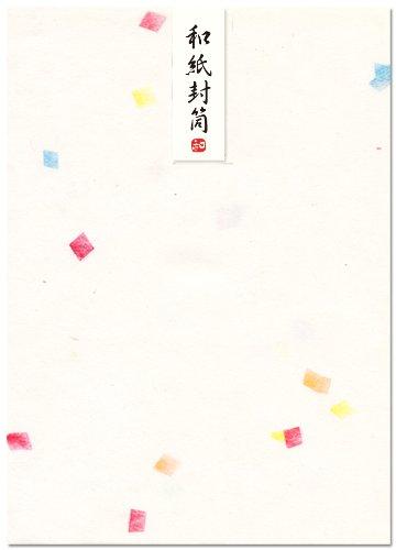[해외]종이 角封筒 칠석제 잘라 종이 5 장/Washi Roll Enclosure 5 Tanabata cut sheet