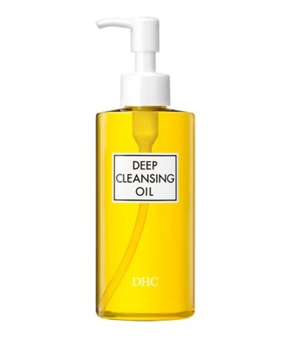 繊毛の中で群集DHC薬用ディープクレンジングオイル(L) 200ML  (並行輸入品)