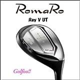 RomaRo ロマロ ユーティリティ 【Ray V UT】 【NS 950GH シャフト】 装着モデル(完成品) (27, S)