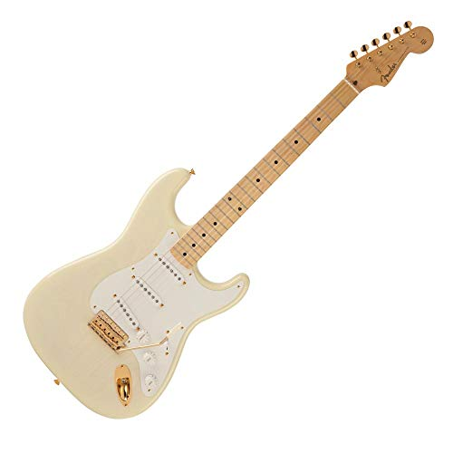 Fender Made in Japan 2018 Limited Collection 50s Stratocaster MF White Blonde エレキギター