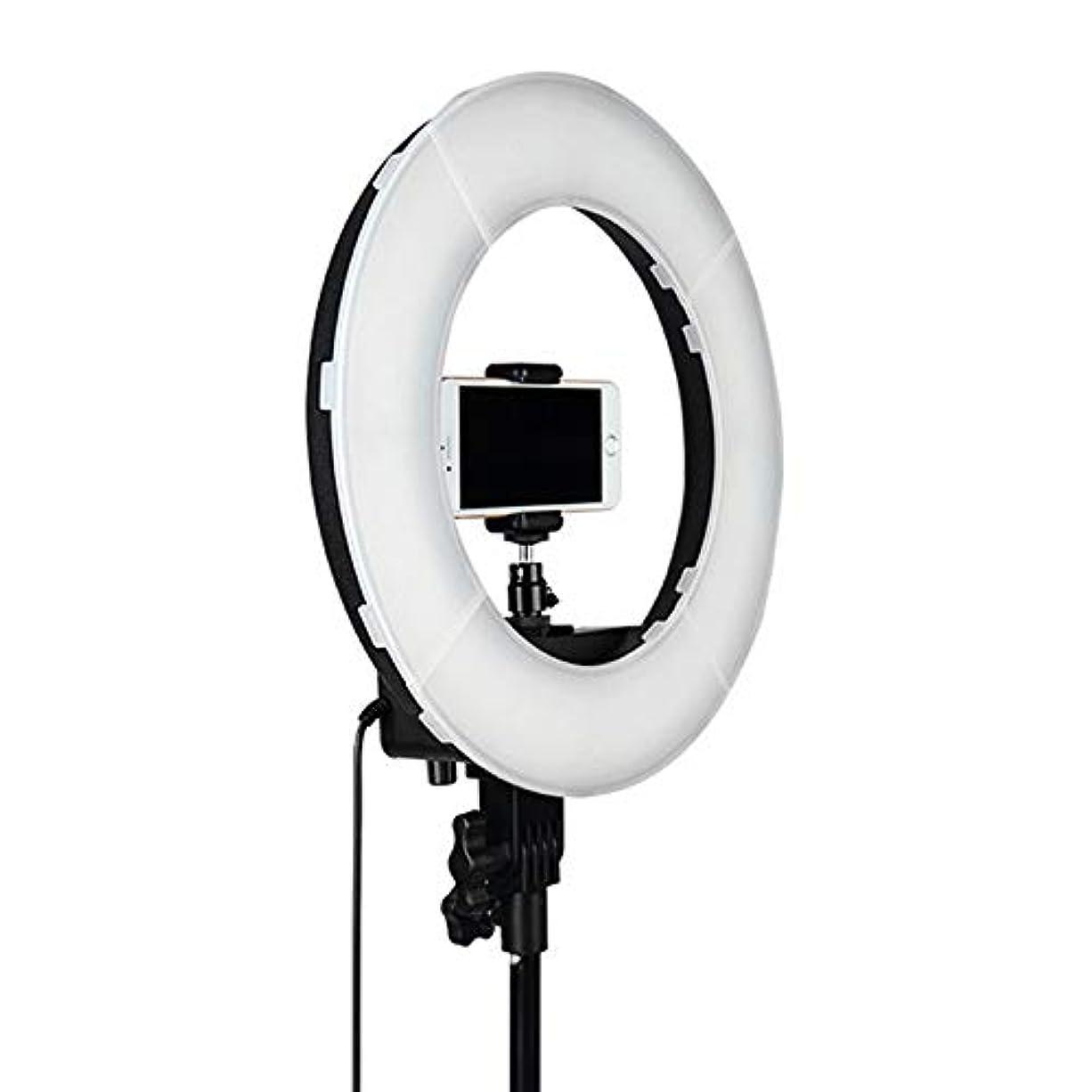 届ける層ブルジョンLEDリング美容ライト、写真撮影ライブセルフタイマーフィルライト、メイクアップ美容携帯電話フィルライト