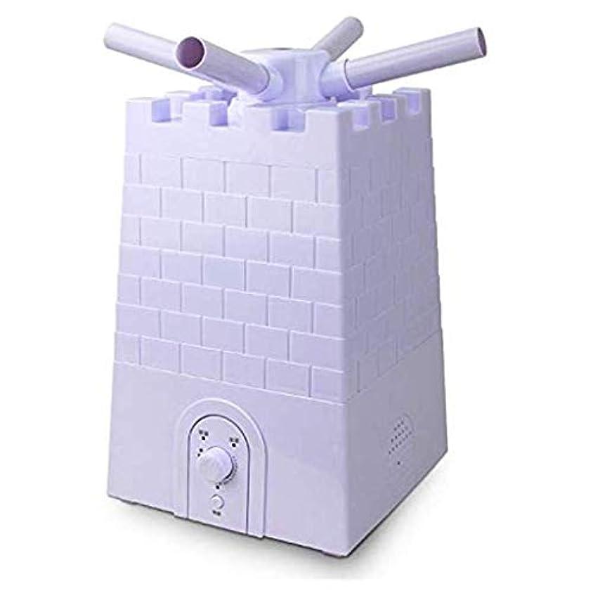 夫コンパイル個性ChengCheng- 加湿器、業務用エア加湿器8.8L大容量サイレント倉庫ホーム工業スーパーマーケットフルーツ野菜シガーは、保湿スプレー (Color : Standard Edition)