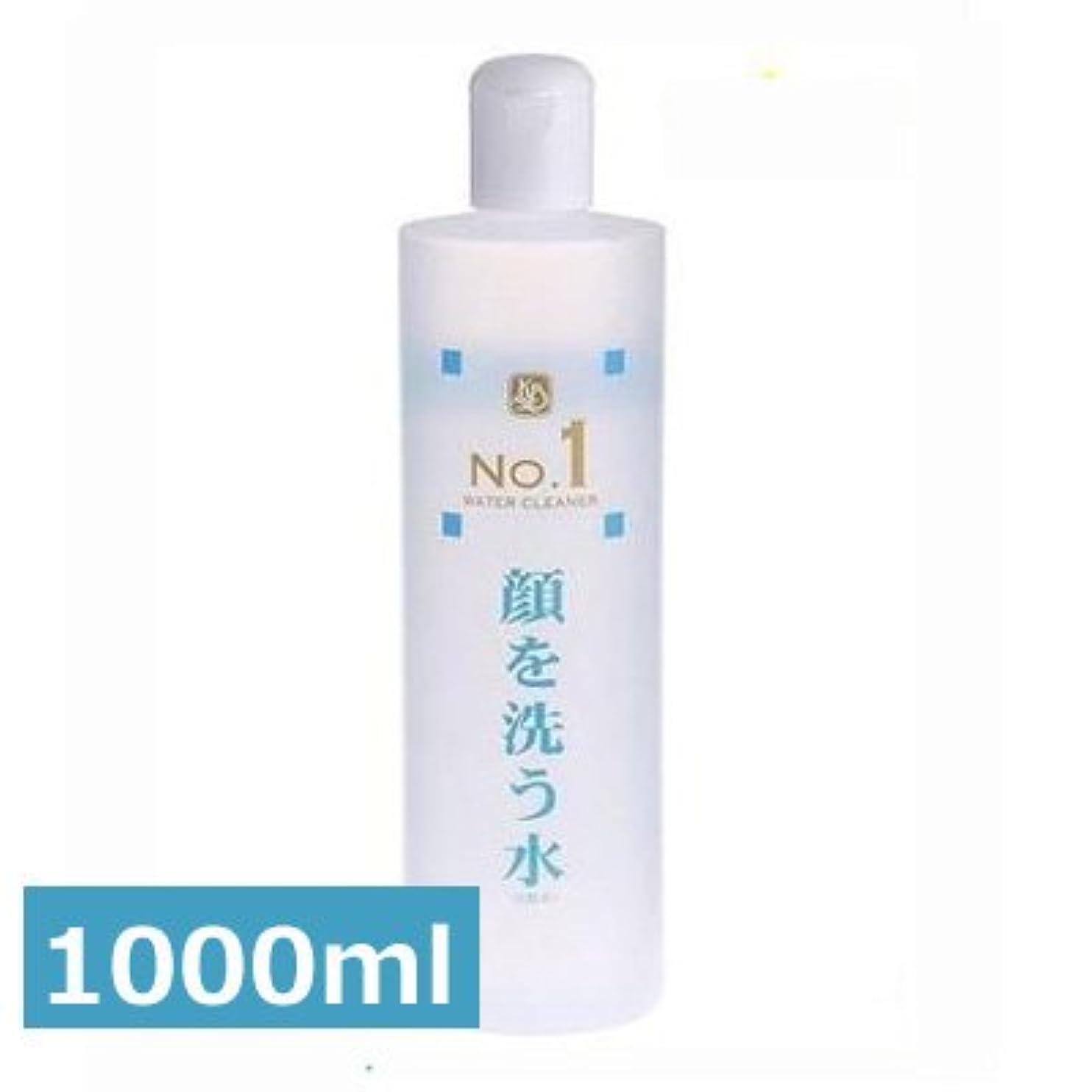 ぶどう読み書きのできないバルク顔を洗う水 No.1 1000ml×2本