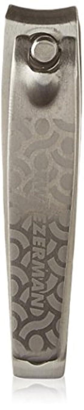 関係注釈排気Tweezerman Professional - Regency Fingernail Clipper