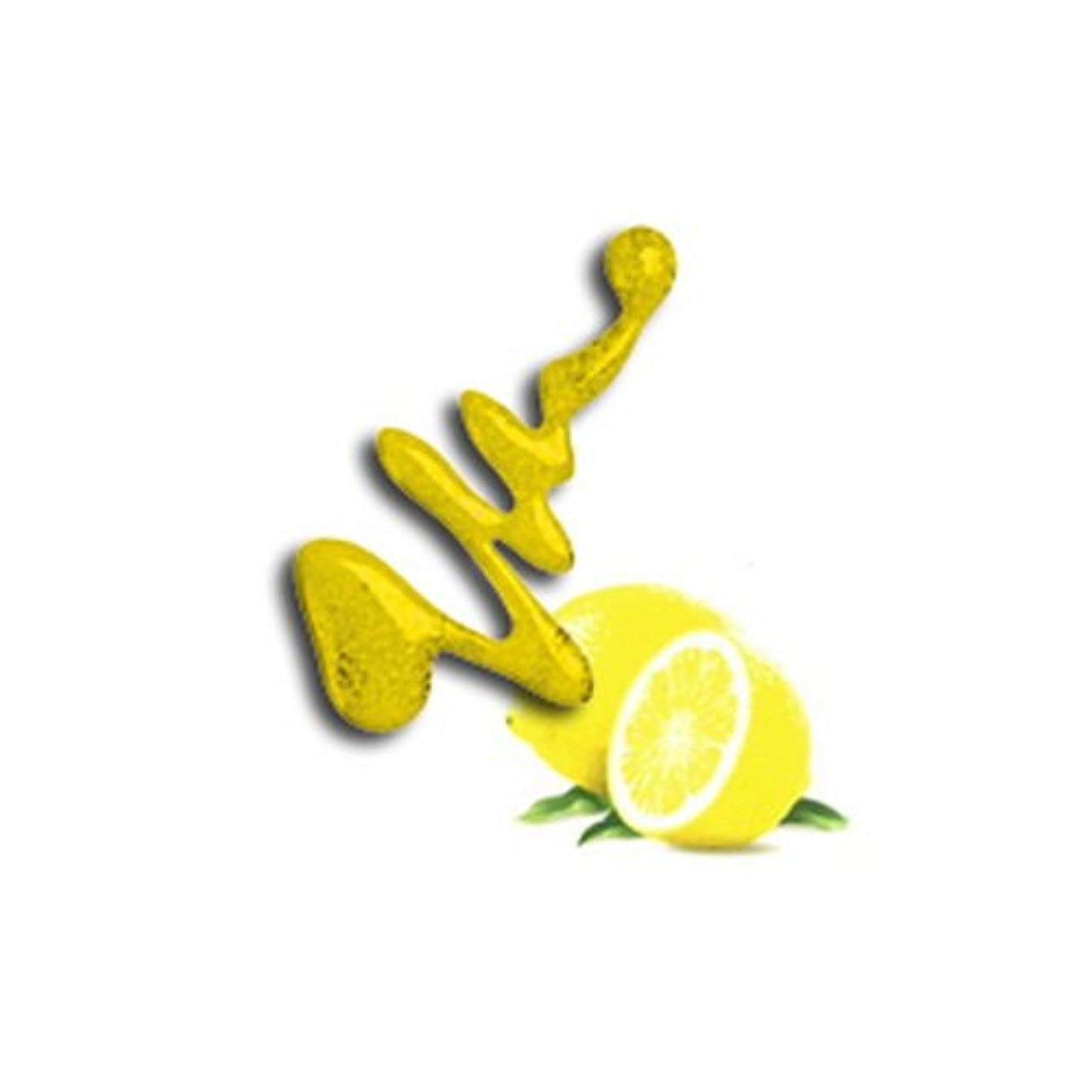 休日キャプテンブライ拍手(6 Pack) LA GIRL Fruity Scented Nail Polish - Zesty Citrus (並行輸入品)
