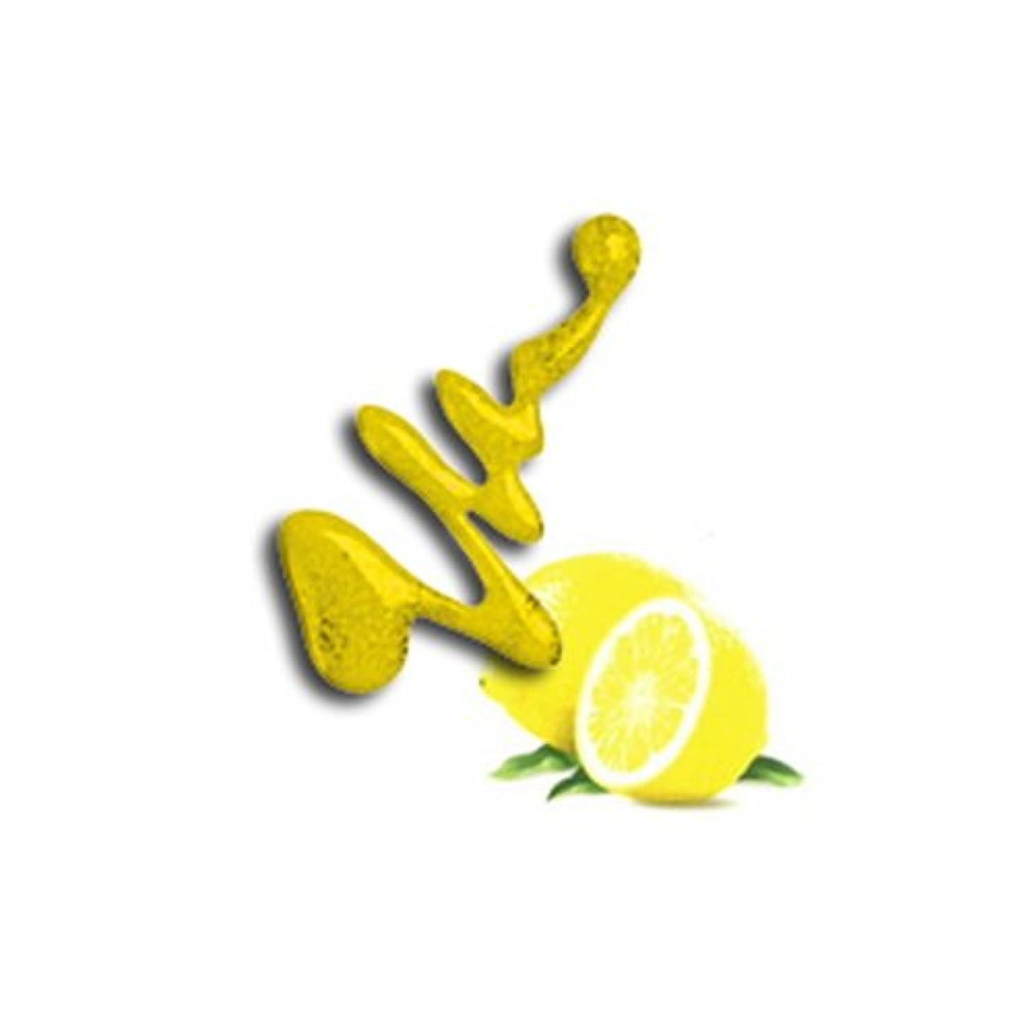 ビリーヤギ配当きしむ(3 Pack) LA GIRL Fruity Scented Nail Polish - Zesty Citrus (並行輸入品)