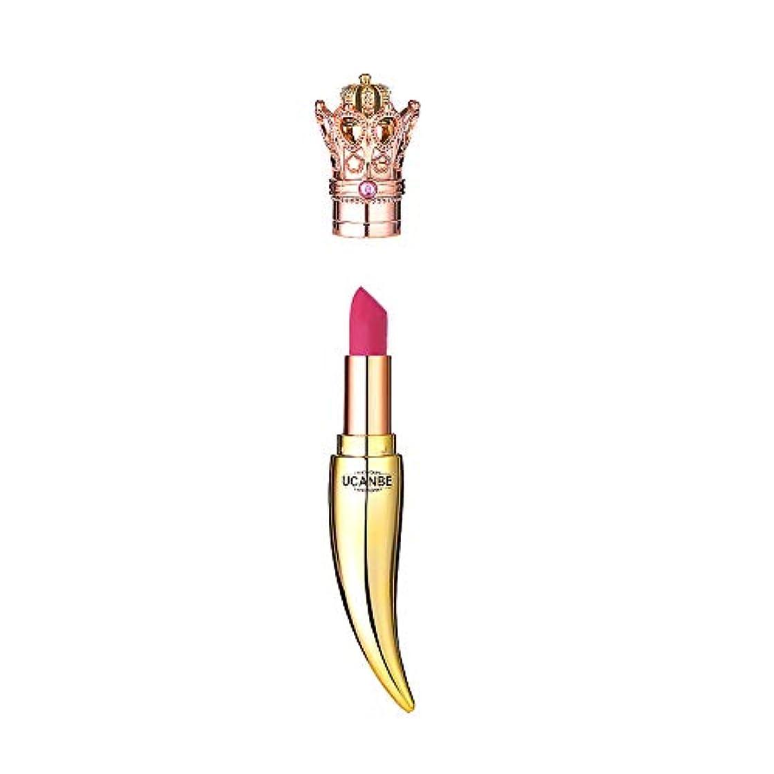 アラバマ訴える真似るマットの口紅の保湿口紅防水なめらかなベルベットのリップグロスメイクアップ化粧品女性の女の子のスタイル-01