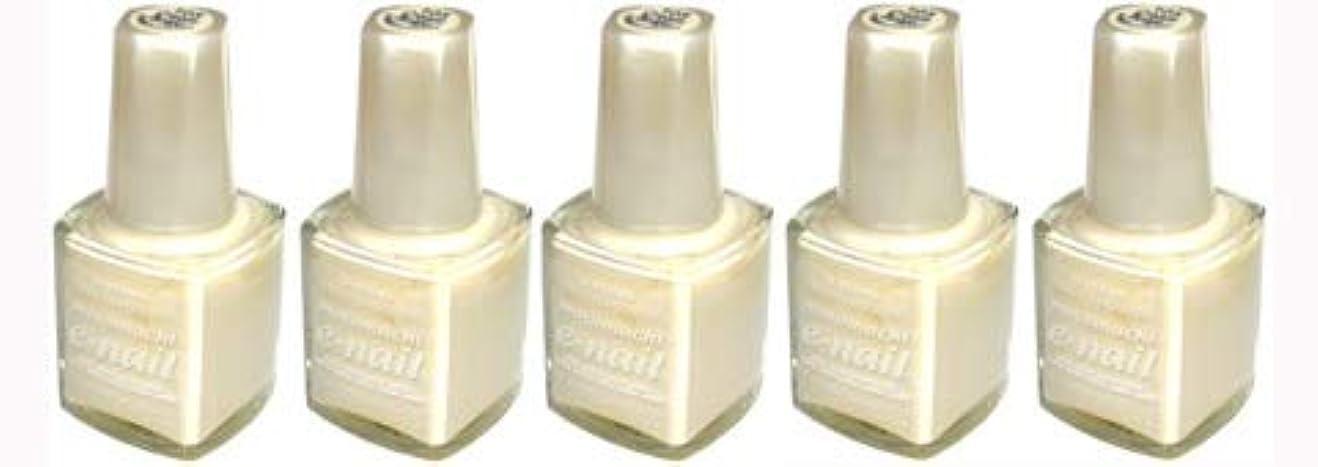 の面では置くためにパックネコe-nail ネイルラッカー #105 Cream Beige【5本???】