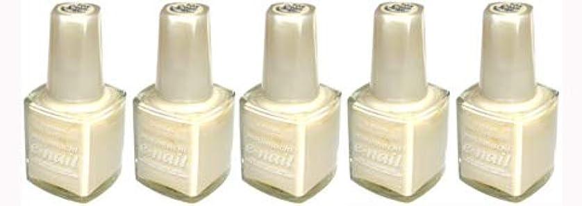 精算リブグレードe-nail ネイルラッカー #105 Cream Beige【5本???】