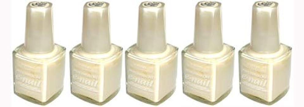 弁護人決めます衣装e-nail ネイルラッカー #105 Cream Beige【5本???】
