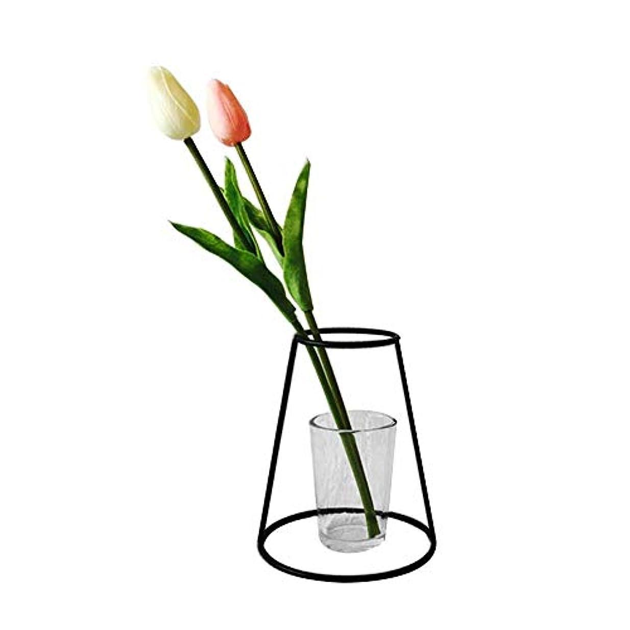 モッキンバードトレイいうJicorzo - グローブフェアリーミニチュアガーデン装飾アイアンアートクラフトシンプルバルコニーフラワーポットスタンドヴィンテージ家の庭の装飾アクセサリー[G04]