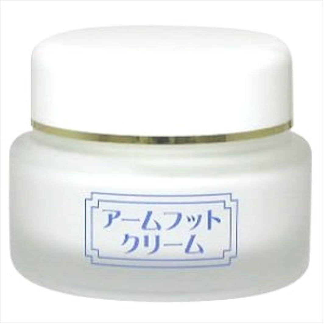 ウール描く経済薬用デオドラントクリーム アームフットクリーム(20g) (1個)