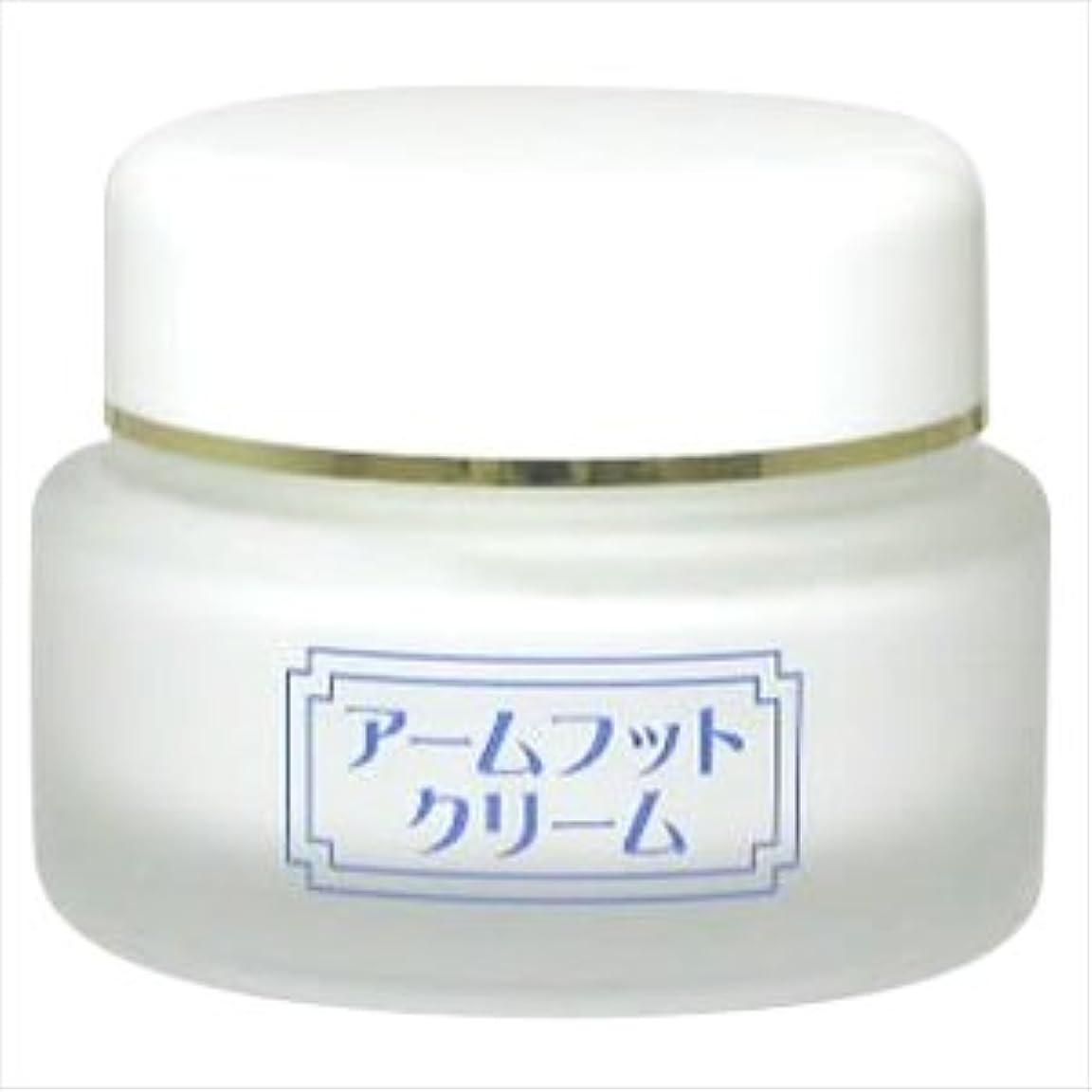 航空便広告主コードレス薬用デオドラントクリーム アームフットクリーム(20g) (1個)