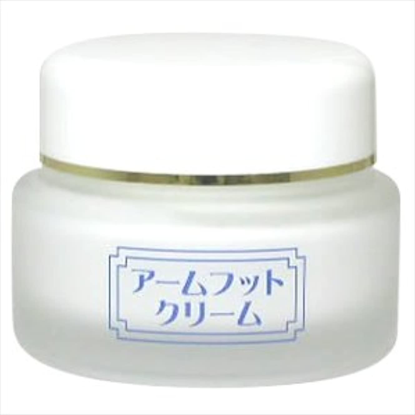 けん引隠ノイズ薬用デオドラントクリーム アームフットクリーム(20g) (1個)