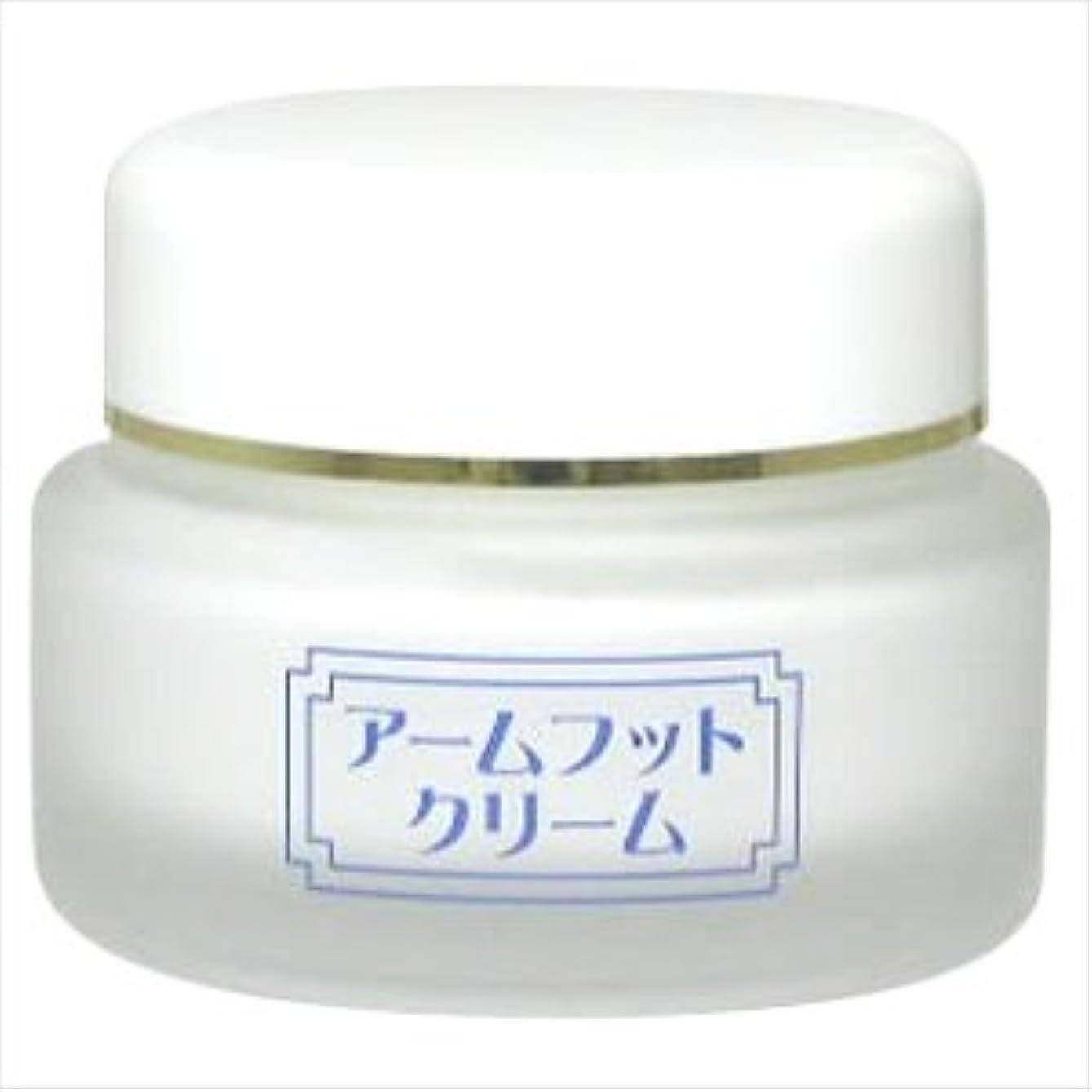 マントル告発極小薬用デオドラントクリーム アームフットクリーム(20g) (1個)